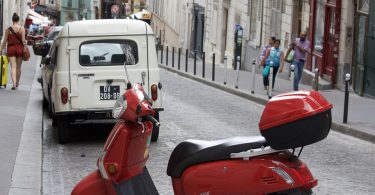Location scooter Paris