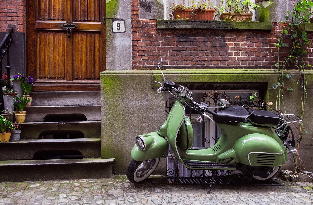 une assurance temporaire scooter